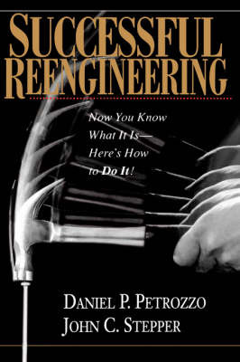 Successful Reengineering by Daniel P. Petrozzo image