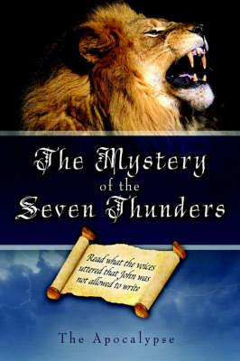 The Mystery of the Seven Thunders by Alvin, A. Milligan image