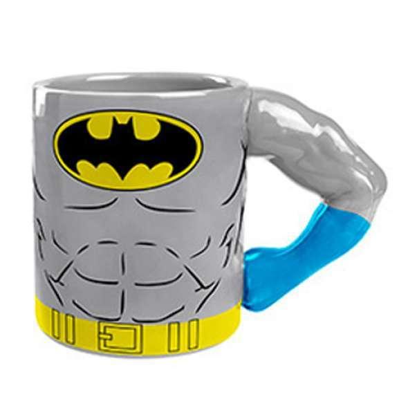 DC Comics: Hero Arm Mug - Batman
