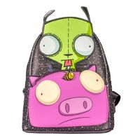 Loungefly: Invader Zim - Gir Pig Doom Mini Backpack