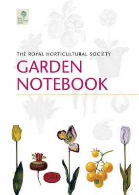 The RHS Gardener's Notebook image