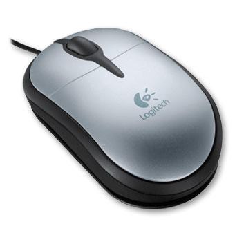 Logitech Notebook Optical Mouse Plus image