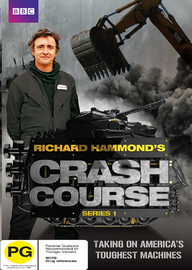 Richard Hammond's Crash Course - Series 1 on DVD