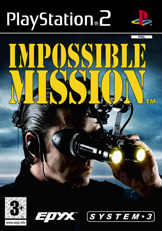 Impossible Mission for PS2