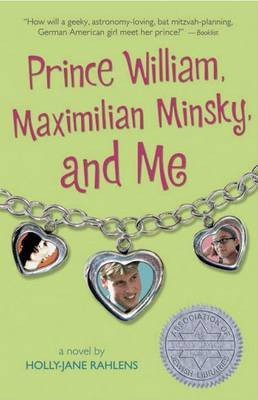Prince William Maxim Minsky and ME by Rahlens