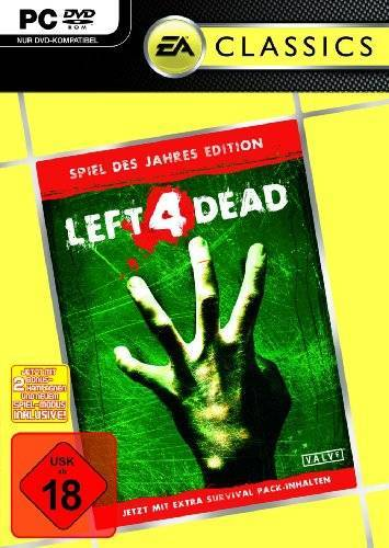 Left 4 Dead Game Of The Year Edition (Classics) for PC