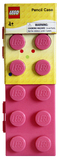 LEGO Stationery - Brick Shaped Pencil Case (Pink)