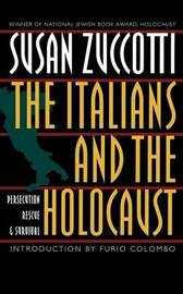 The Italians and the Holocaust by Susan Zuccotti image