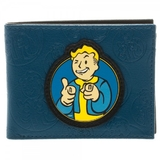 Fallout Vault Boy Charisma Wallet