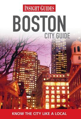 Insight Guides: Boston City Guide image