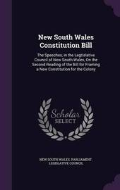 New South Wales Constitution Bill
