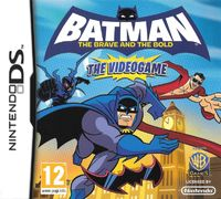Batman: The Brave and the Bold the Videogame for Nintendo DS