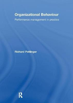 Organizational Behaviour by Richard Pettinger image