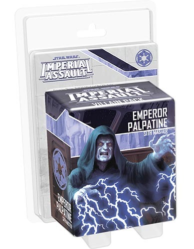 Star Wars: Imperial Assault – Emperor Palpatine