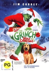 How the Grinch Stole Christmas on DVD image