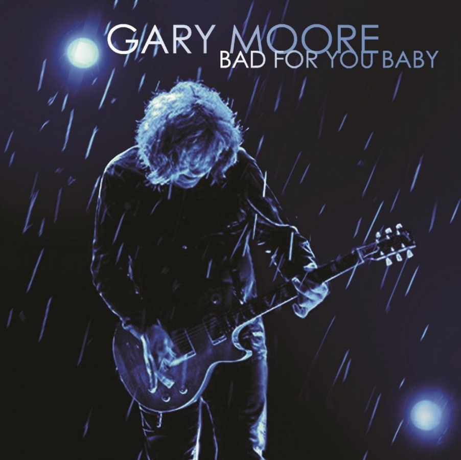Bad For You Baby [Limited Edition Blue Vinyl] (2LP) by Gary Moore image