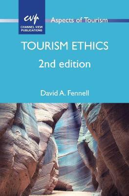 Tourism Ethics by David A Fennell image