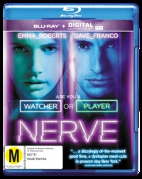 Nerve on Blu-ray