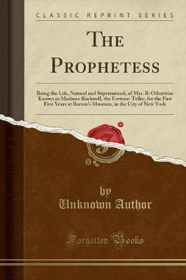 The Prophetess by Unknown Author image