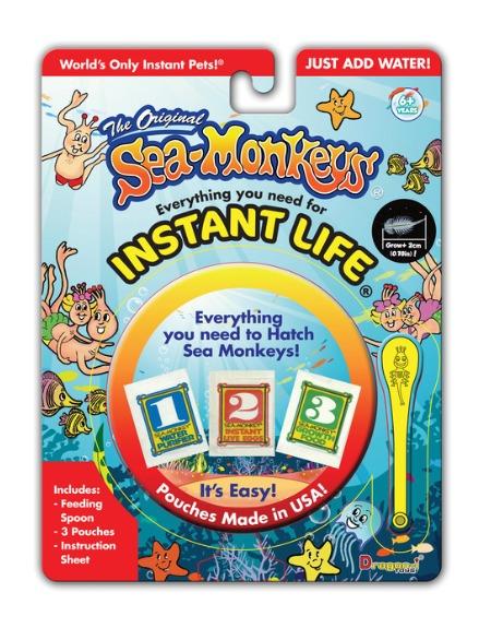 Sea Monkeys: Instant Life - Starter Pack image