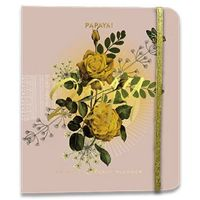 Papaya: Pink Bouquet 2019 Weekly Planner