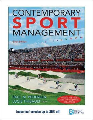 Contemporary Sport Management 6th Edition with Web Study Guide-Loose-Leaf Edition