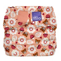 Bambino Mio: Miosolo All-in-One Nappy - Teddy Bear Picnic