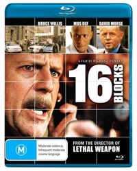 16 Blocks on Blu-ray