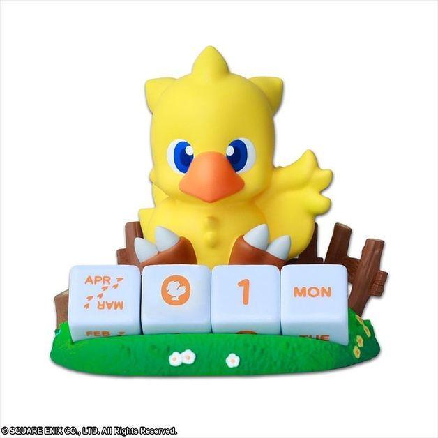 Final Fantasy: Perpetual Calendar (Chocobo)