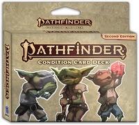 Pathfinder RPG: Condition Card Deck (2nd Edition)
