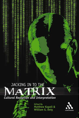 "Jacking in to ""The Matrix"" image"