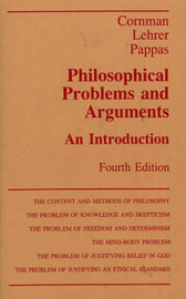 Philosophical Problems and Aurguments by James W. Cornman image