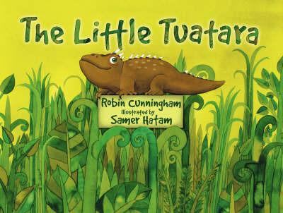 Little Tuatara by Robin Cunningham