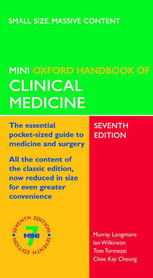 Oxford Handbook of Clinical Medicine by Murray Longmore