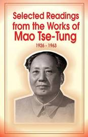 Selected Readings from the Works of Mao Tsetung by Mao Tse-Tung image