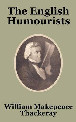 The English Humourists by William Makepeace Thackeray image