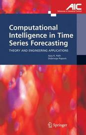 Computational Intelligence in Time Series Forecasting by Ajoy K Palit