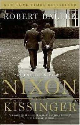 Nixon and Kissinger by Robert Dallek image