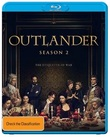 Outlander - The Complete Second Season on Blu-ray