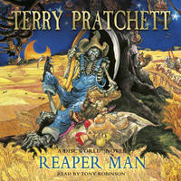 Reaper Man by Terry Pratchett image