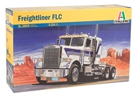 Italeri: 1:24 Freightliner FLC - Model Kit
