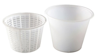 Mad Millie: Small Ricotta Container & Basket