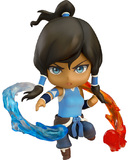 The Legend of Korra: Nendoroid Korra - Articulated Figure