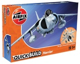 Airfix Quick Build: Harrier - Model Kit