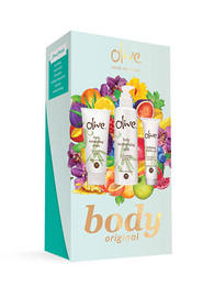 Olive Body Gift Pack - Original image