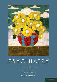 Psychiatry by Janis Cutler image