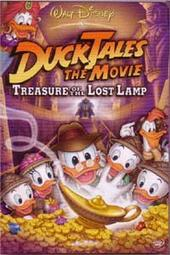 Ducktales The Movie - Treasure Of The Lost Lamp on DVD