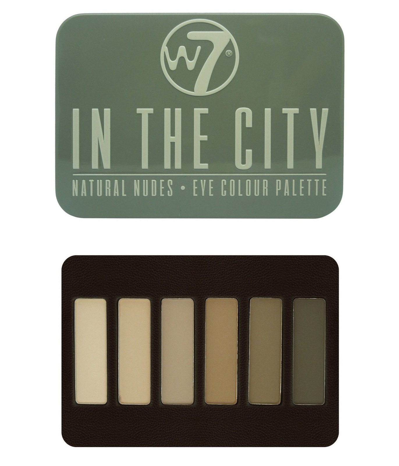 W7 In the City Eyeshadow Compact image