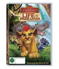 The Lion Guard: Life In The Pride Lands on DVD