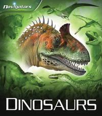 Navigators: Dinosaurs by David Burnie image